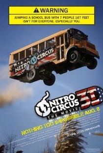 Nitro Circus: The Movie - Poster / Capa / Cartaz - Oficial 1