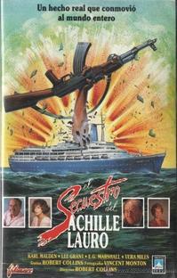 O Sequestro do Achille Lauro  - Poster / Capa / Cartaz - Oficial 1
