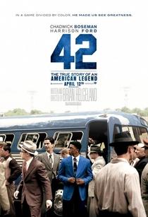42 - A História de uma Lenda - Poster / Capa / Cartaz - Oficial 9