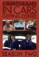 Comediantes em Carros Tomando Café (2ª Temporada)