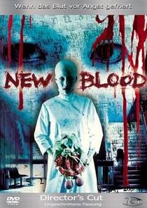 New Blood - Poster / Capa / Cartaz - Oficial 1