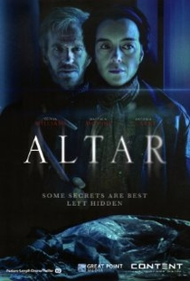 Altar - Poster / Capa / Cartaz - Oficial 1