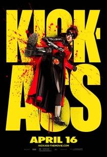 Kick-Ass - Quebrando Tudo - Poster / Capa / Cartaz - Oficial 24