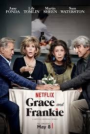 Grace and Frankie (2ª Temporada) - Poster / Capa / Cartaz - Oficial 2