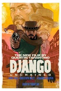 Django Livre - Poster / Capa / Cartaz - Oficial 21