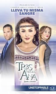 Tres Veces Ana - Poster / Capa / Cartaz - Oficial 6