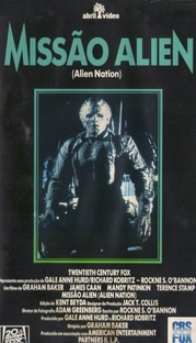 Missão Alien - Poster / Capa / Cartaz - Oficial 3