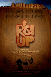 Rise Up - Poster / Capa / Cartaz - Oficial 2