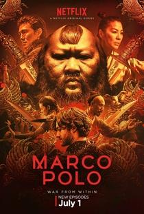 Marco Polo (2ª Temporada) - Poster / Capa / Cartaz - Oficial 1