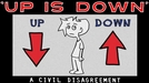UP IS DOWN (UP IS DOWN)