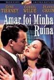 Amar Foi Minha Ruína - Poster / Capa / Cartaz - Oficial 3