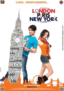 London Paris New York - Poster / Capa / Cartaz - Oficial 1