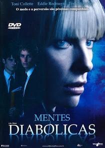 Mentes Diabólicas - Poster / Capa / Cartaz - Oficial 3