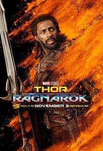 Thor: Ragnarok - Poster / Capa / Cartaz - Oficial 17