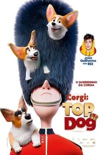 Corgi: Top Dog - Poster / Capa / Cartaz - Oficial 4