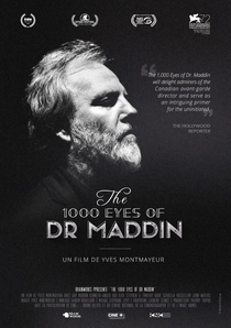 The 1000 Eyes of Dr. Maddin - Poster / Capa / Cartaz - Oficial 1