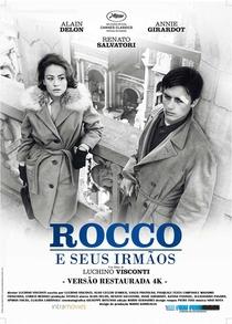 Rocco e Seus Irmãos - Poster / Capa / Cartaz - Oficial 8