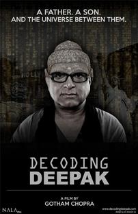 Decodificando Deepak - Poster / Capa / Cartaz - Oficial 1