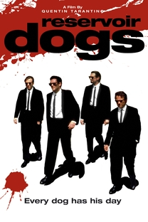 Cães de Aluguel - Poster / Capa / Cartaz - Oficial 15