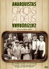 Anarquistas Graças a Deus - Poster / Capa / Cartaz - Oficial 1