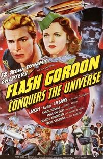 Flash Gordon Conquista o Universo - Poster / Capa / Cartaz - Oficial 1