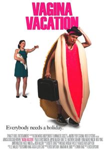 Vagina Vacation - Poster / Capa / Cartaz - Oficial 1