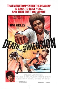 Death Dimension - Poster / Capa / Cartaz - Oficial 2