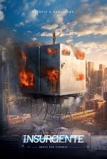A Série Divergente: Insurgente - Poster / Capa / Cartaz - Oficial 7