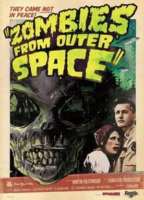 Zumbis do Espaço Sideral - Poster / Capa / Cartaz - Oficial 1