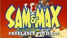 Sam & Max: Freelance Police Opening