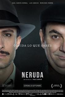 Neruda - Poster / Capa / Cartaz - Oficial 5