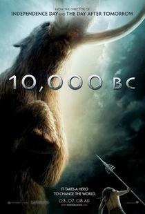 10.000 A.C. - Poster / Capa / Cartaz - Oficial 2