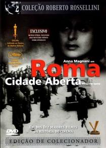Roma, Cidade Aberta - Poster / Capa / Cartaz - Oficial 9