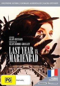 O Ano Passado em Marienbad - Poster / Capa / Cartaz - Oficial 9