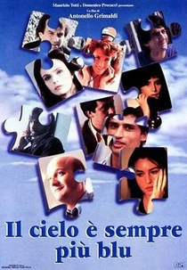 Il cielo è sempre più blu - Poster / Capa / Cartaz - Oficial 1