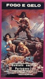 Fogo e Gelo - Poster / Capa / Cartaz - Oficial 3