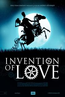 Invenção do Amor - Poster / Capa / Cartaz - Oficial 1