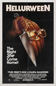 O Halloween de Madea - Poster / Capa / Cartaz - Oficial 6