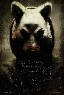 Você é o Próximo - Poster / Capa / Cartaz - Oficial 2