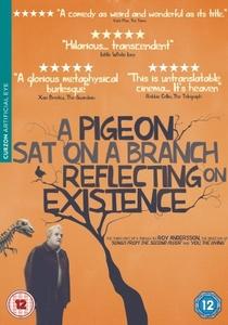Um Pombo Pousou Num Galho Refletindo Sobre a Existência - Poster / Capa / Cartaz - Oficial 3