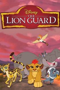 A Guarda do Leão (1ª Temporada) - Poster / Capa / Cartaz - Oficial 5