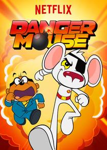 Danger Mouse (1ª Temporada) - Poster / Capa / Cartaz - Oficial 1