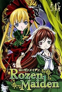 Rozen Maiden (1ª Temporada) - Poster / Capa / Cartaz - Oficial 9