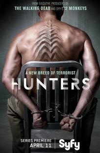 Hunters (1ª Temporada) - Poster / Capa / Cartaz - Oficial 1