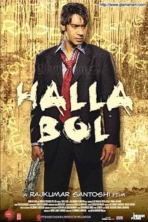 Halla Bol - Poster / Capa / Cartaz - Oficial 2