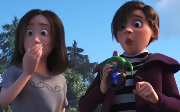 Procurando Dory: Site afirma que casal lésbico não é certo no filme