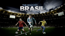 The Road to Brasil - Poster / Capa / Cartaz - Oficial 1