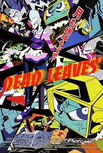 Dead Leaves - Poster / Capa / Cartaz - Oficial 1