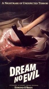 Dream No Evil - Poster / Capa / Cartaz - Oficial 1