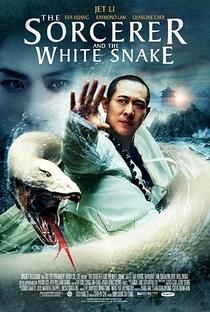 O Feiticeiro e a Serpente Branca - Poster / Capa / Cartaz - Oficial 29